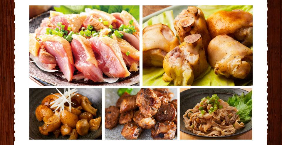 5種豚比べセット商品画像