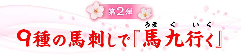 熊本馬刺しドットコム さくら肉で桜咲くキャンペーン 第2弾うまくいく