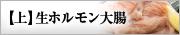 【上】生ホルモン大腸