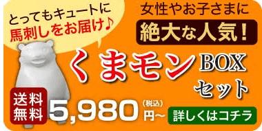 くまモンBOXセット 送料無料